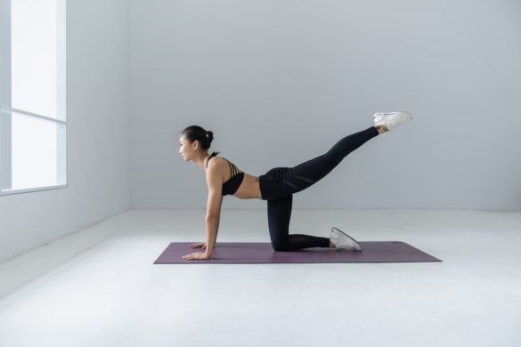 15 Best Core Exercises for Beginners at Home - 2020
