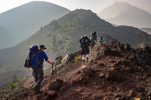 Lose Weight with Hiking