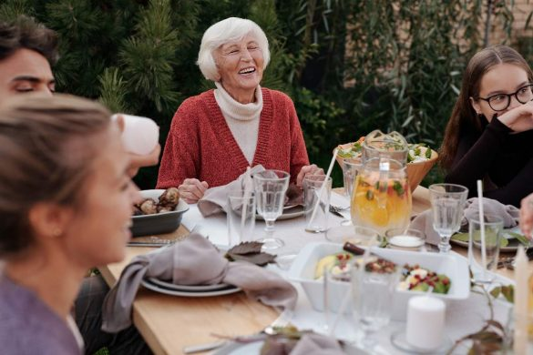 How to Eat Healthy as an Older Person