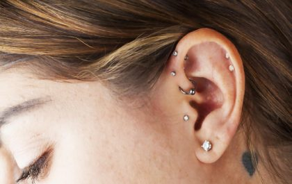 Cartilage Hoop Earrings: Sexy Designs and Reasons You Want Them